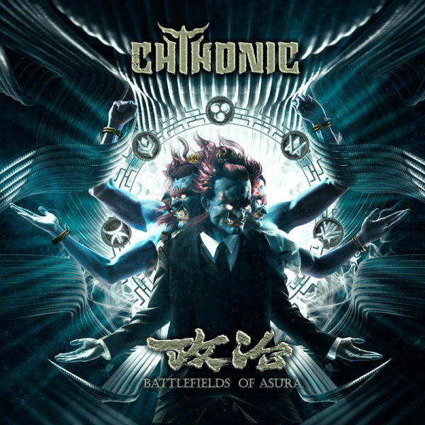 Chthonic Battlefields of Asura Album Cover