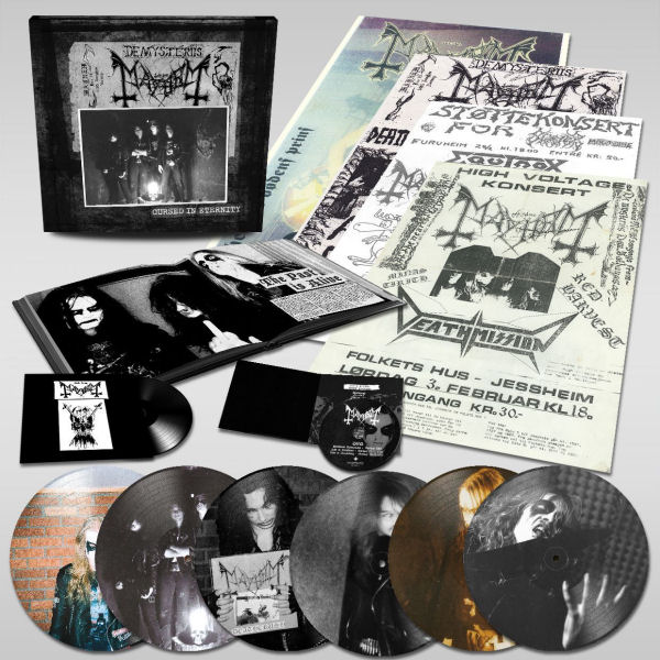 Mayhem Cursed in Eternity Box Set