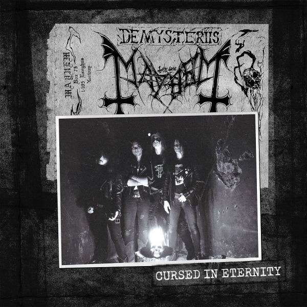 Mayhem Cursed in Eternity Box Set Cover