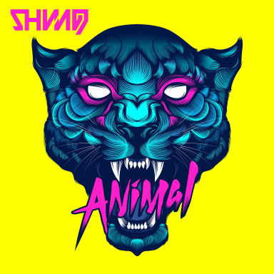 Shining Animal Album Cover