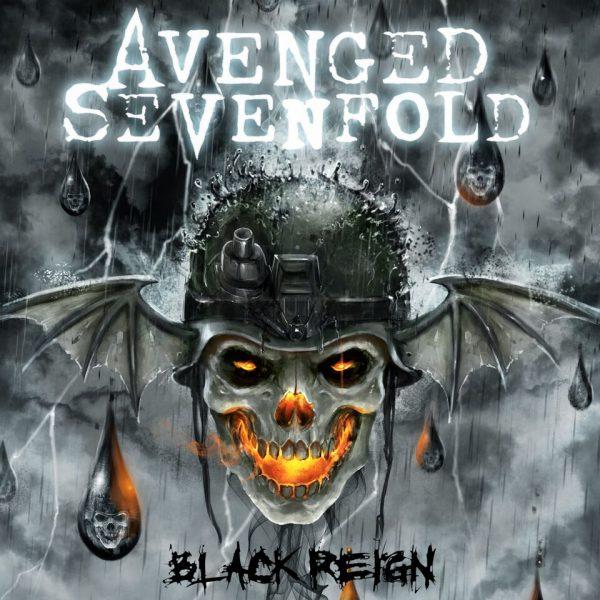 Avenged Sevenfold Black Reign