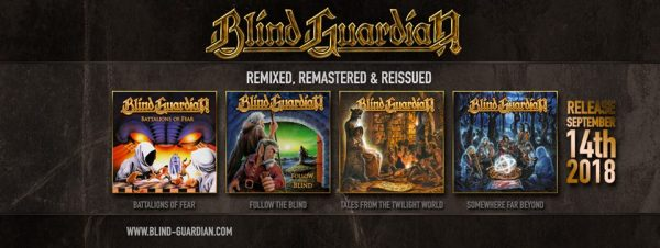 Blind Guardian rerelease