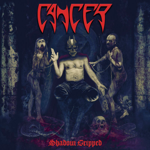 Cancer Shadow Gripped album cover