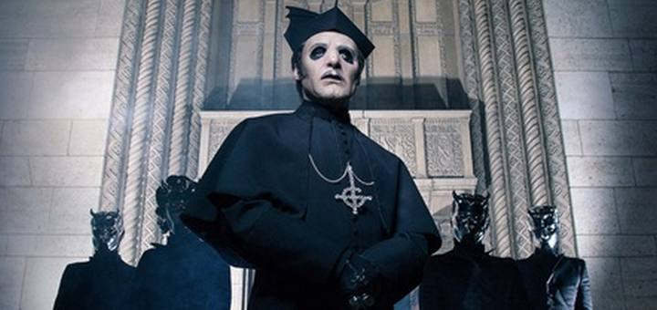 Cardinal Copia and Ghost
