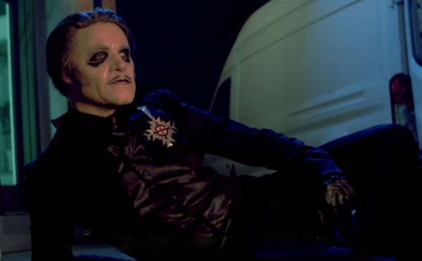 Cardinal Copia of Ghost from the Rats video
