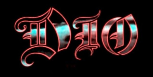 Dio logo  - The Metal Report - rock, metal and alternative news, interviews, reviews and exclusive features