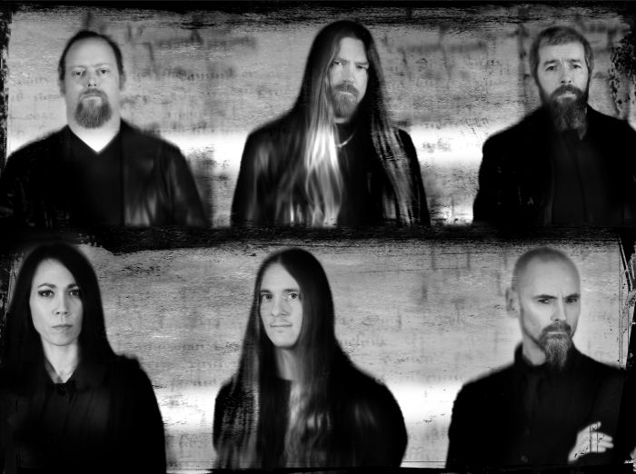 My Dying Bride - The Metal Report - rock, metal and alternative news, interviews, reviews and exclusive features