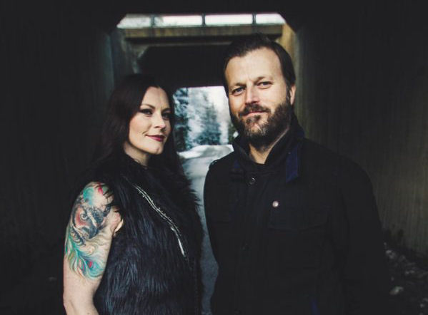 Northward - Nightswish's- Floor Jansen and Pagan's Mind Jorn Viggo Lofstad. - The Metal Report - rock, metal and alternative news, interviews, reviews and exclusive features
