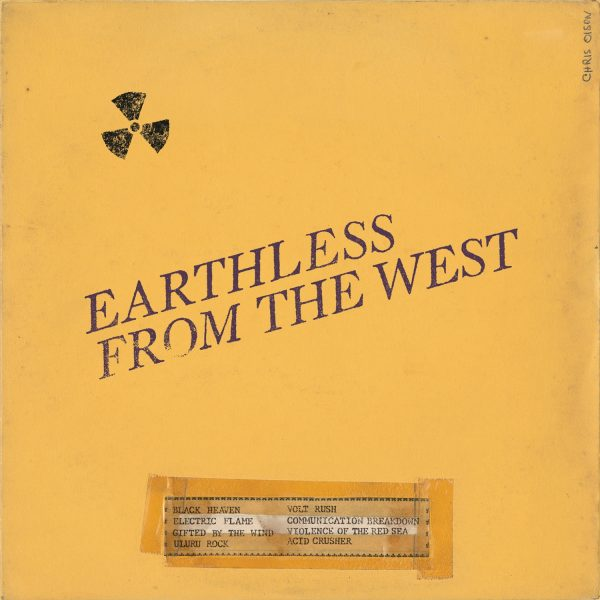 Earthless - From The West - Artwork