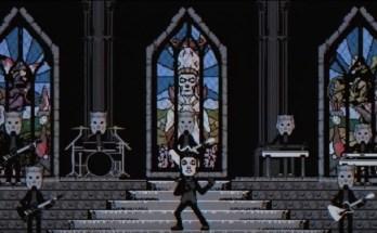 Ghost Dance Macabre 8-Bit