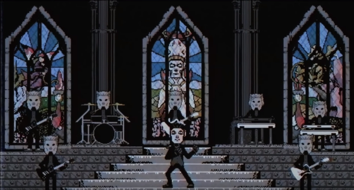 Ghost Dance Macabre 8-Bit