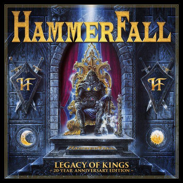 Hammerfall Legacy cover