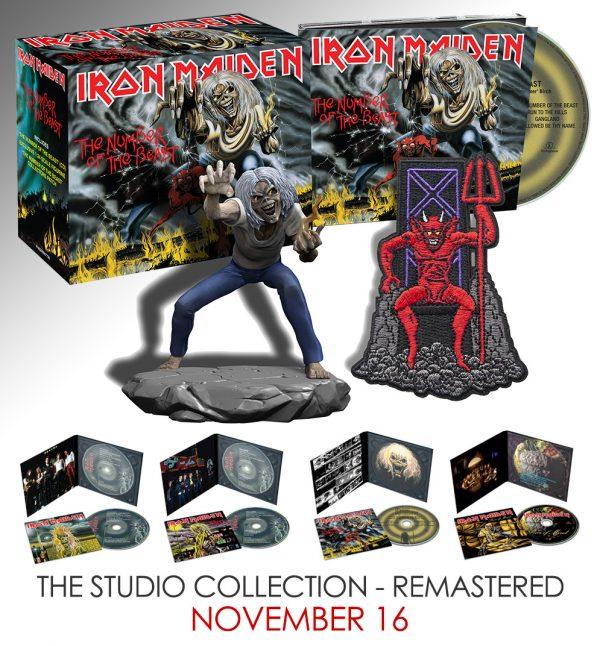 Iron Maiden NOTB