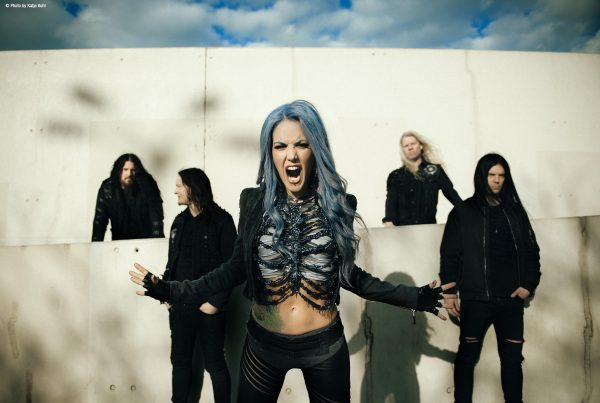 Arch Enemy Release New Music Video for 'Reason To Believe'