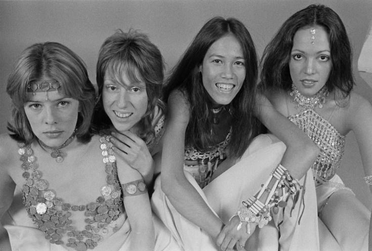 Fanny Band Women in Rock