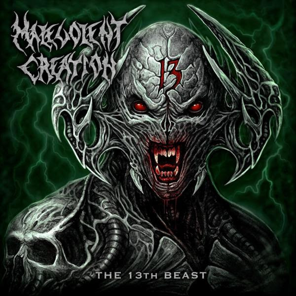 Malevolent Creation - The 13th Beast review