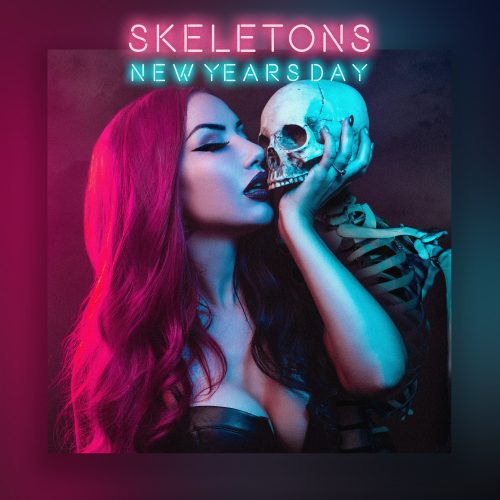 New Years Day Skeletons