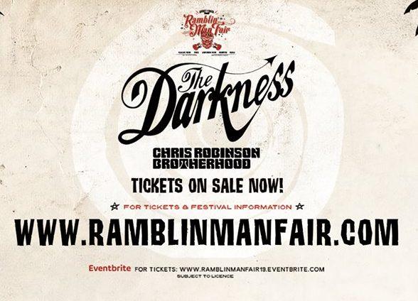 Ramblin Man Darkness