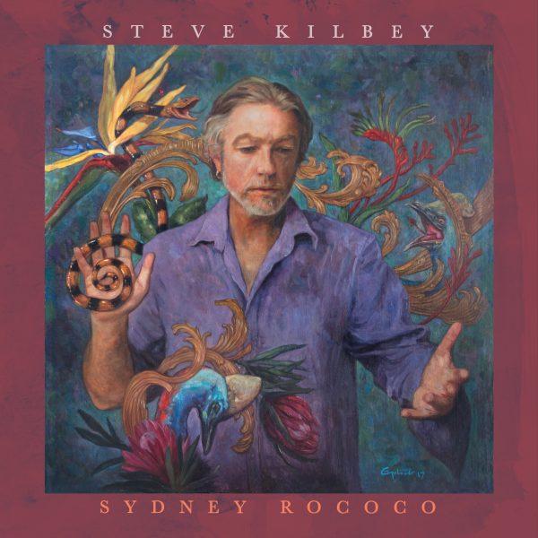 Steve Kilbey - Sydney Rococo review