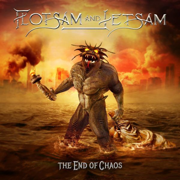 Flotsam And Jetsam - The End Of Chaos  review
