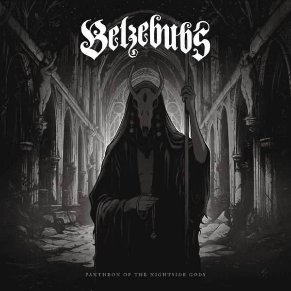 Belzebubs - Pantheon Of The Nightside Gods Review