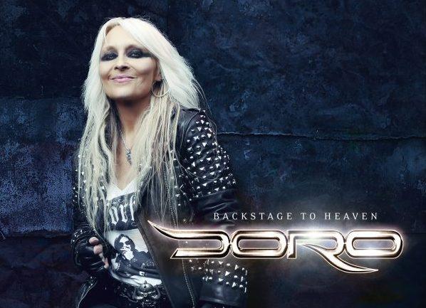Doro Backstage to Heaven