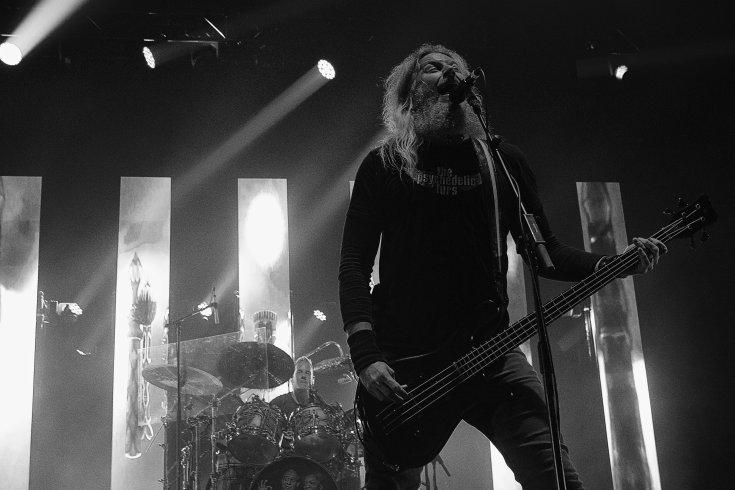 Mastodon Live by Rebecca Bush
