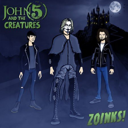 John 5 and the Creatures Zoinks