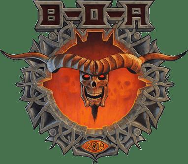 Bloodstock Crest