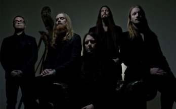 Katatonia band photo