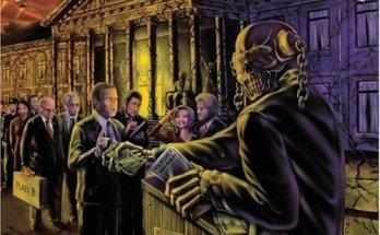 Megadeth The System Has Failed Album Cover
