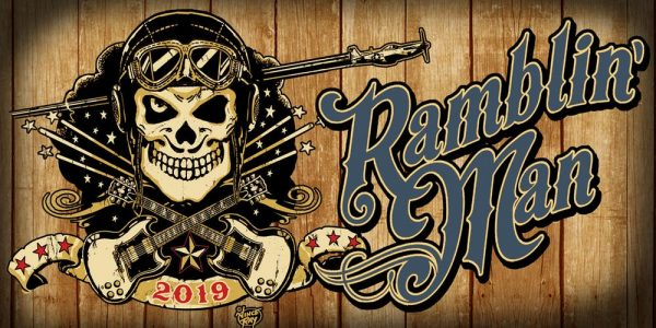 Ramblin Man Logo