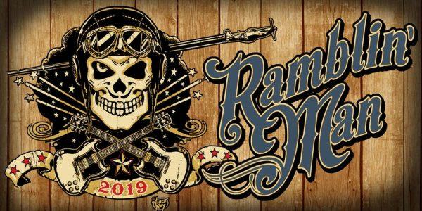 Ramblin Man Logo