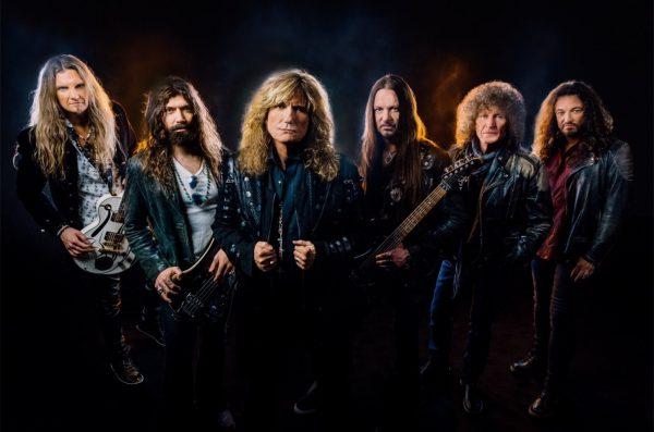 Whitesnake 2019