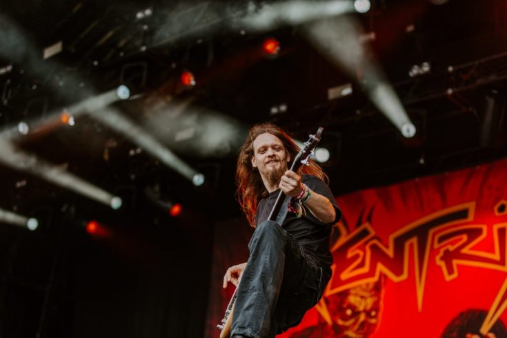 Xentrix live at Bloodstock 2019