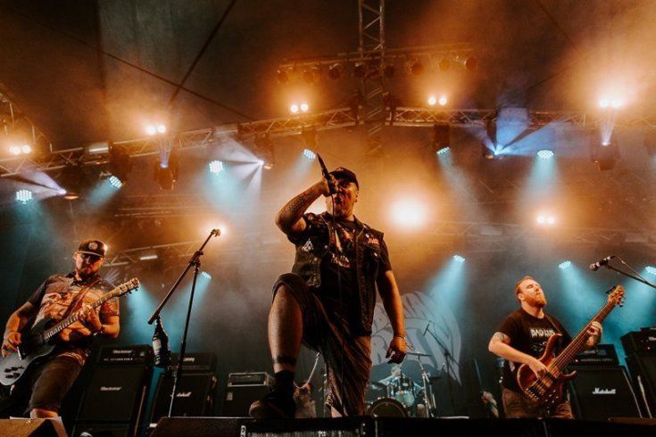 Barbarian Hermit live at Bloodstock 2019