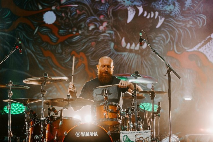 Killswitch Engage live Brixton Academy