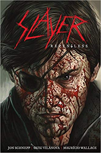 Slayer Repentless graphic novel