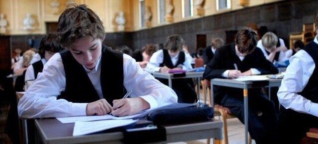 13+ scholarship exam candidates