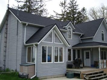 Metal roofing Shingle Boral Steel Granite Ridge