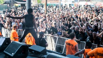 Maryland Deathfest, Edison Lot, Baltimore, MD, 5/28/16