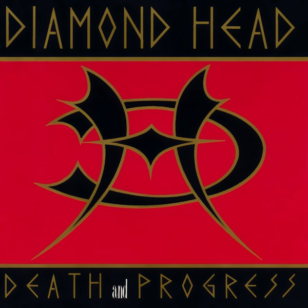 Diamond Head - Death and Progress, Gatefold, LP