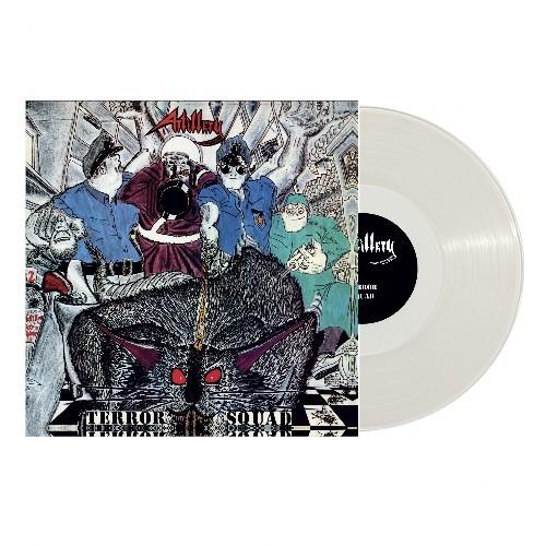 Artillery - Terror Squad, Gatefold, Clear Vinyl