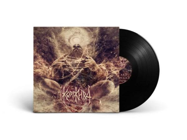 Konkhra - Alpha & The Omega, LP
