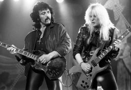LIta Tony - LITA FORD Recalls Being Attacked Twice By TONY IOMMI As He Battled Drug Addiction