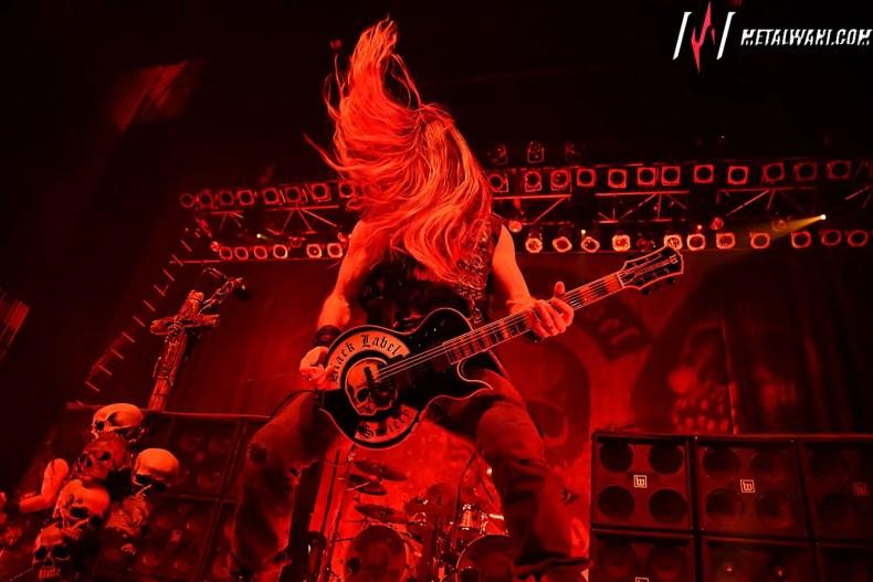 Black Label Society 17 - GALLERY: Black Label Society, Corrosion of Conformity & Eyehategod Live at The Fillmore, Detroit, MI