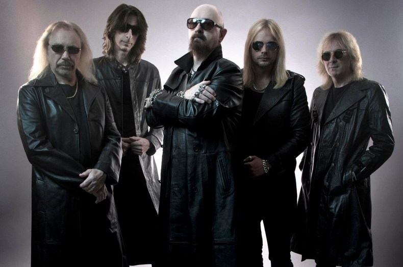 Judas Priest - JUDAS PRIEST Frontman Rob Halford Reveals Young Metal Bands He's a Fan Of