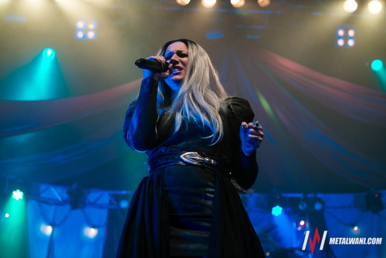 Lacuna Coil 19 - GALLERY: An Evening With LACUNA COIL Live at The O2 Forum Kentish Town, London
