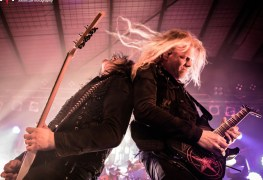 Loomis Amott - GALLERY: Arch Enemy, Wintersun & Tribulation Live at LKA Longhorn, Stuttgart