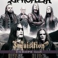 SepticFlesh Tour 1 - GIG REVIEW: Septicflesh & Inquisition Live at Sala Caracol, Madrid